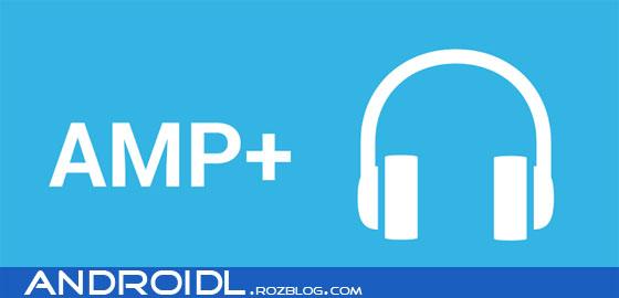 موزیک پلیر Amp+